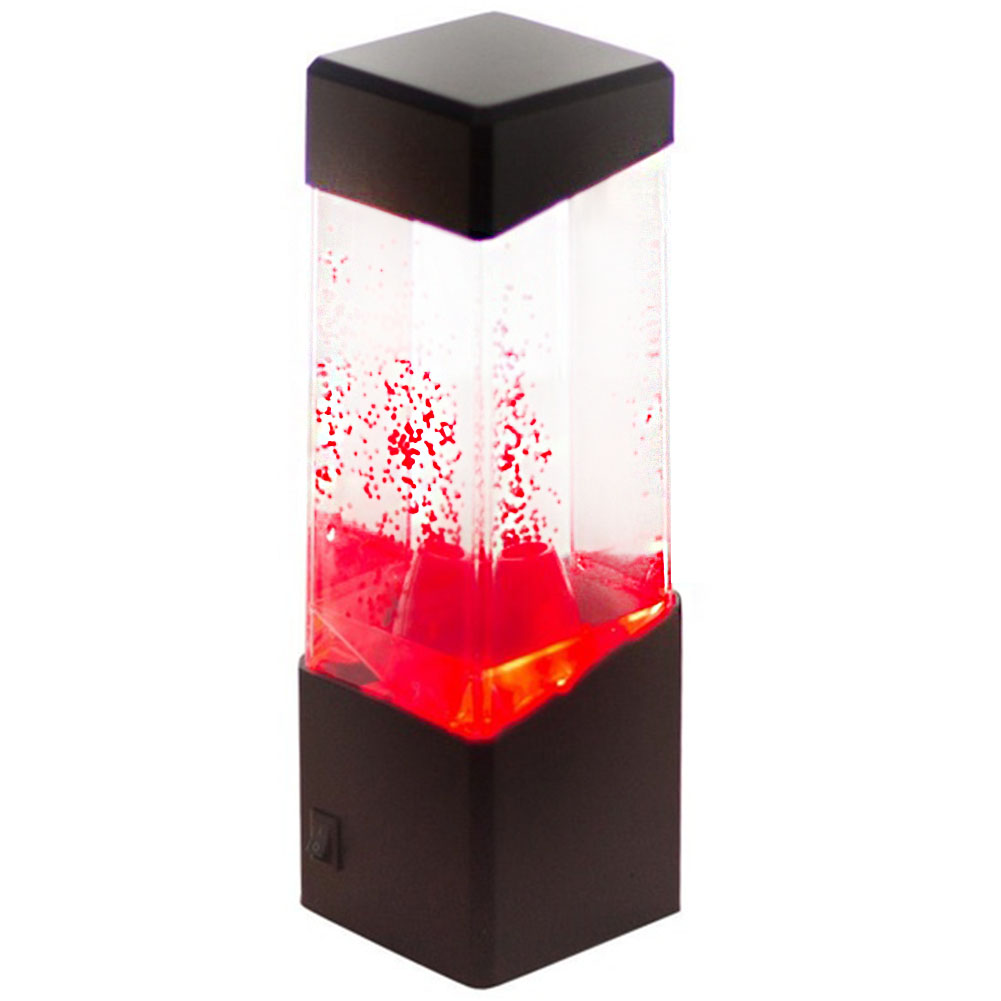 battery powered decor mini aquarium led beleuchtung batteriebetrieben wohnkultur ebay. Black Bedroom Furniture Sets. Home Design Ideas