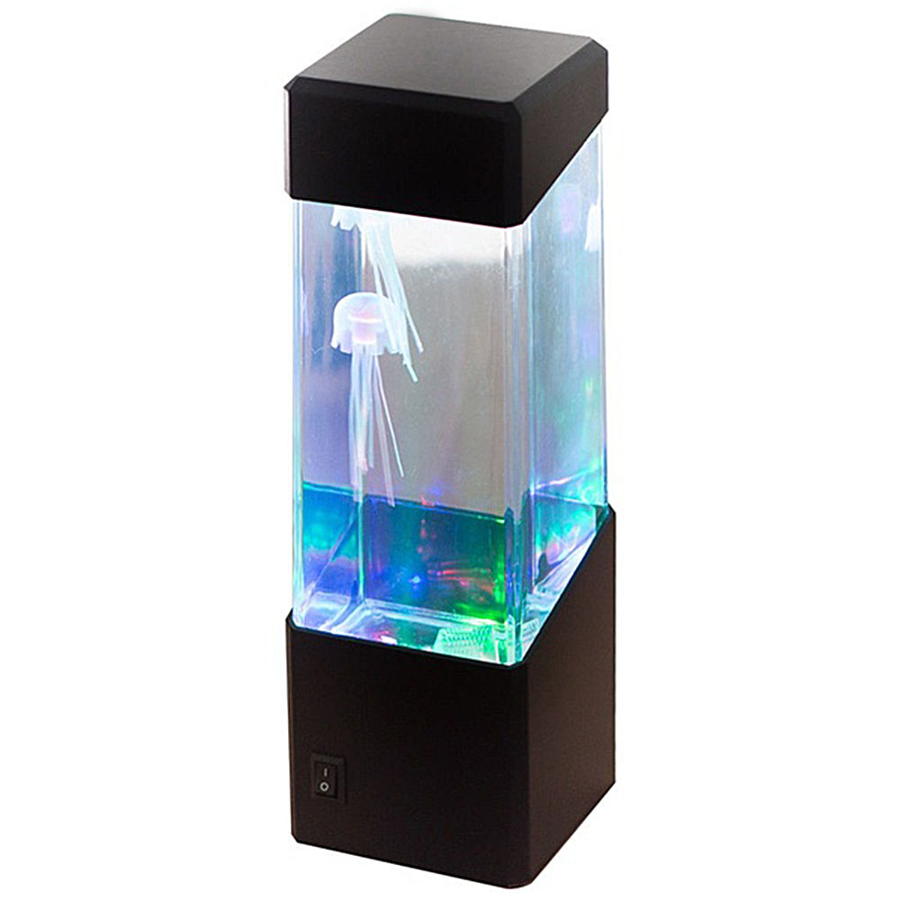 battery powered decor mini aquarium led beleuchtung. Black Bedroom Furniture Sets. Home Design Ideas